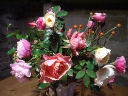 Rosas de invierno.