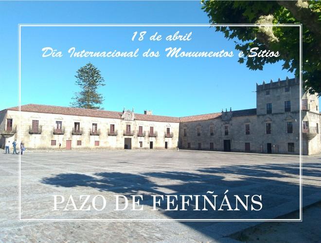 Fefiñáns. Día Internacional monumentos