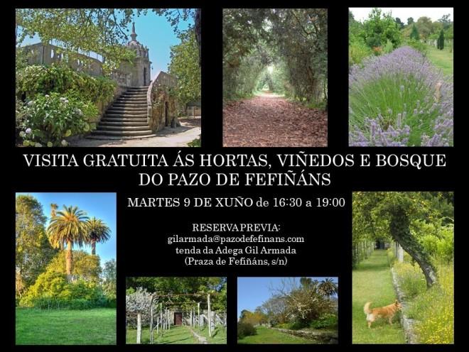 Foto visita gratuita jardines